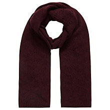 Buy Brora Cashmere Pointelle Scarf Online at johnlewis.com