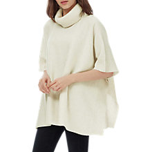 Buy Brora Cashmere Weekend Poncho Online at johnlewis.com