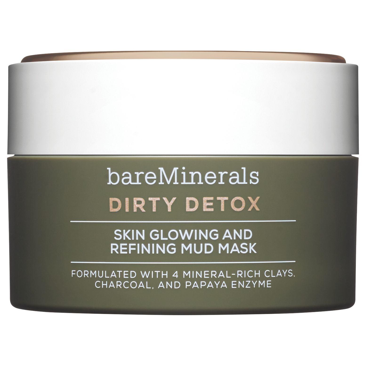 bareMinerals bareMinerals DIRTY DETOX™ Skin Glowing & Refining Mud Mask, 58g