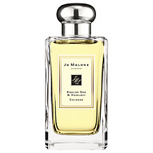Buy Jo Malone London English Oak & Hazlenut Cologne, 100ml Online at johnlewis.com