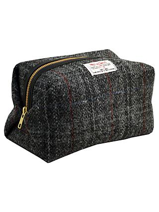 42d94babc996 Harris Tweed Herringbone Box Holdall