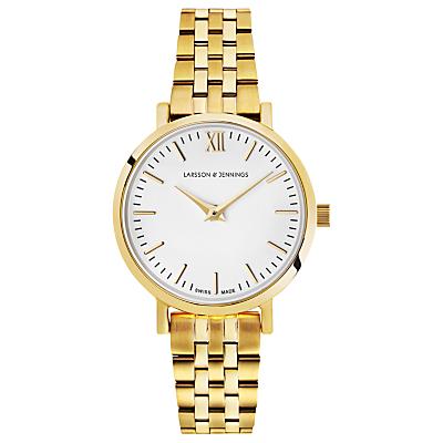 Larsson & Jennings Women's Lugano Vasa Bracelet Strap Watch