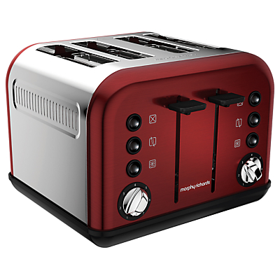 Morphy Richards Accents 4-Slice Toaster