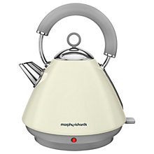 Buy Morphy Richards Accents Traditional Kettle Online at johnlewis.com