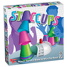 Buy Staccups Game Online at johnlewis.com