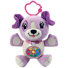 Buy LeapFrog Sing & Snuggle Violet Online at johnlewis.com