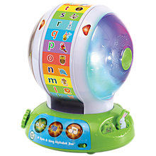 Buy LeapFrog Spin & Sing Alphabet Zoo Ball Online at johnlewis.com