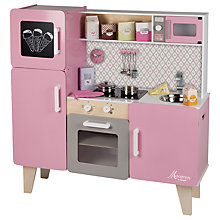 Buy Janod Macaron Big Kitchen Wooden Playset Online at johnlewis.com