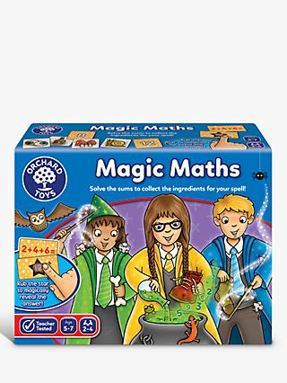Orchard Toys Magic Maths Numbers Game