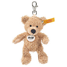 Buy Steiff Fynn Teddy Bear Keyring Online at johnlewis.com