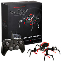 Buy Marvel Spider-Man Homecoming Sky Viper Spider-Drone Online at johnlewis.com