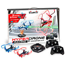 Buy Silverlit Hyperdrone Racing Champion Kit Online at johnlewis.com