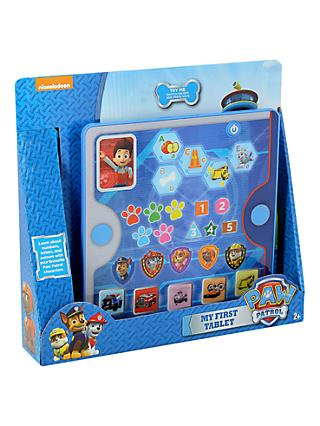 Paw Patrol My First Tablet