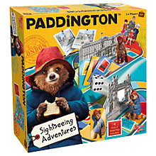 Buy Paddington Bear's Sightseeing Adventure Game Online at johnlewis.com