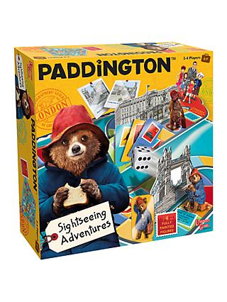 Paddington Bear's Sightseeing Adventure Game
