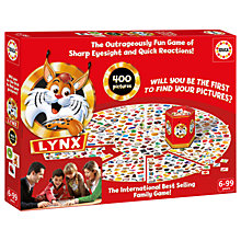 Buy Lynx Board Game Online at johnlewis.com