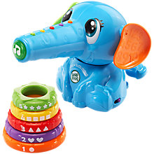 Buy LeapFrog Stack & Tumble Elephant Online at johnlewis.com