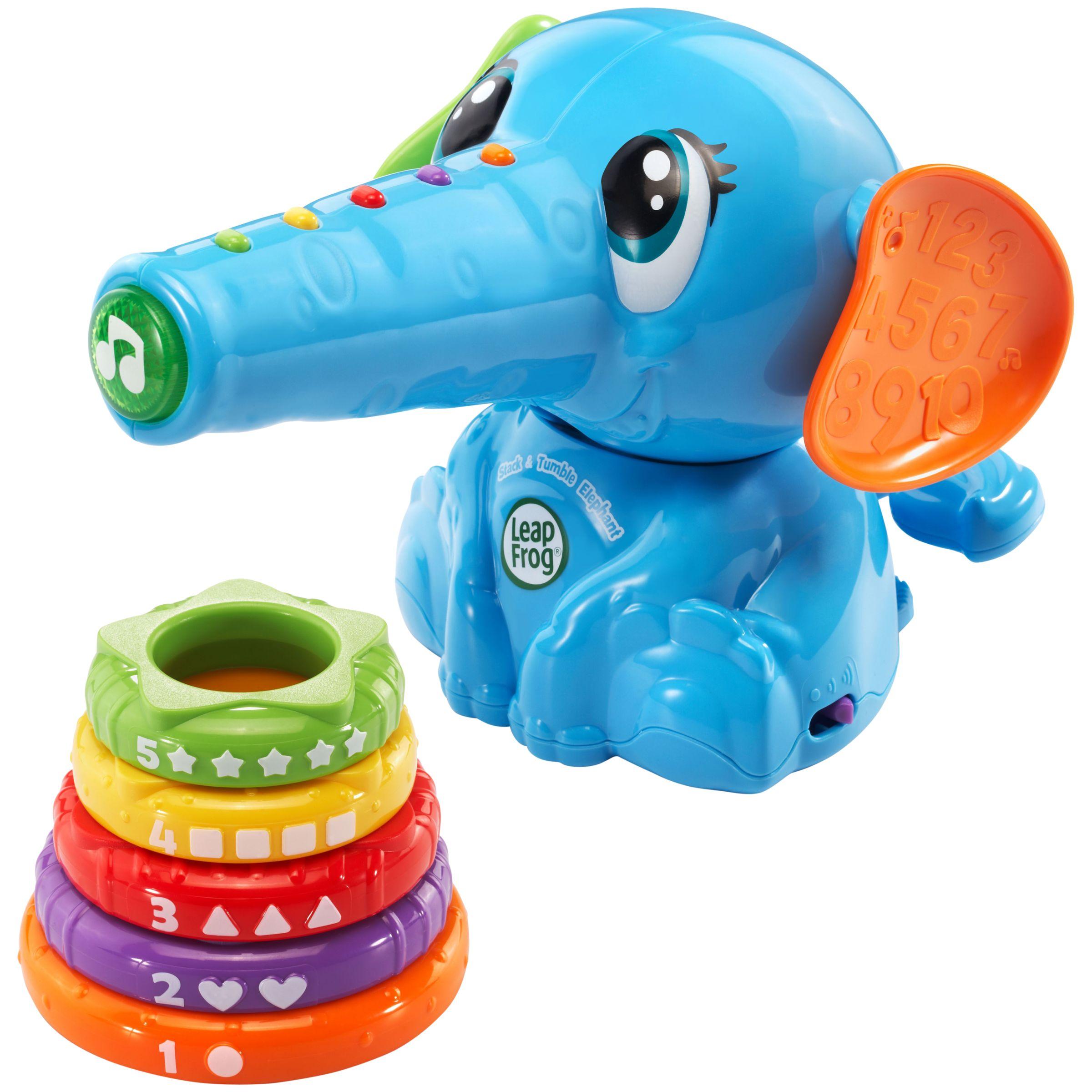 LeapFrog LeapFrog Stack & Tumble Elephant