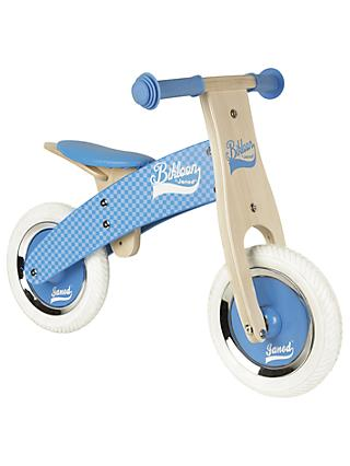 Janod Wooden Balance Bike
