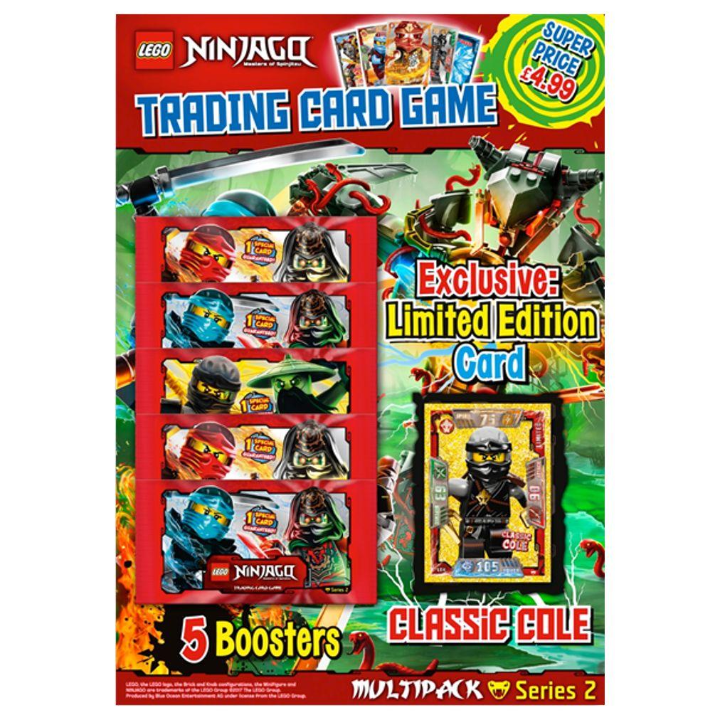 Ninjago Trading Card Season 2 Multipack at John Lewis & Partners