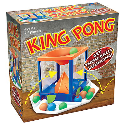 Image of King Pong Game