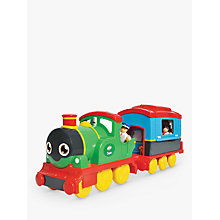 Buy WOW Toys Sam The Steam Train Online at johnlewis.com