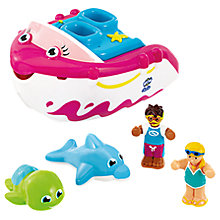 Buy WOW Toys Susie Speedboat Online at johnlewis.com