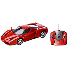 Buy Silverlit Ferrari Enzo 1:16 Remote Control Car Online at johnlewis.com