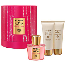 Buy Acqua di Parma Peonia Nobile 100ml Eau de Parfum Fragrance Gift Set Online at johnlewis.com