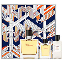 Buy HERMÈS Terre d'Hermès 75ml Eau de Parfum Fragrance Gift Set Online at johnlewis.com