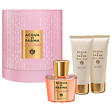 Buy Acqua di Parma Rosa Nobile 100ml Eau de Parfum Fragrance Gift Set Online at johnlewis.com
