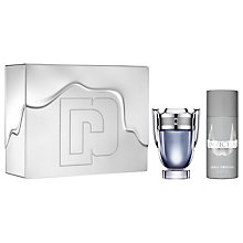 Buy Paco Rabanne Invictus 100ml Eau de Toilette Fragrance Gift Set Online at johnlewis.com