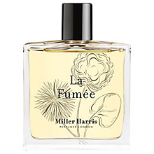 Buy Miller Harris La Fumée Eau de Parfum, 100ml Online at johnlewis.com