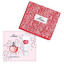 Buy Nina Ricci Nina 50ml Eau de Toilette Fragrance Gift Set Online at johnlewis.com