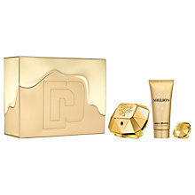 Buy Paco Rabanne Lady Million 80ml Eau de Parfum Fragrance Gift Set Online at johnlewis.com
