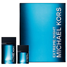 Buy Michael Kors Extreme Night 120ml Eau de Toilette Fragrance Gift Set Online at johnlewis.com
