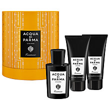 Buy Acqua di Parma Colonia Essenza 100ml Eau de Cologne Fragrance Gift Set Online at johnlewis.com