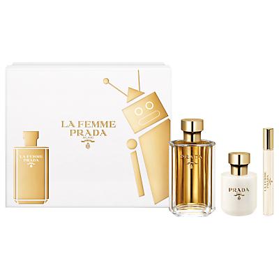 Prada La Femme 100ml Eau de Parfum Fragrance Gift Set Review