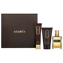 Buy Aramis 110ml Eau de Toilette Blockbuster Fragrance Gift Set Online at johnlewis.com
