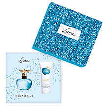 Buy Nina Ricci Luna 50ml Eau de Toilette Fragrance Gift Set Online at johnlewis.com