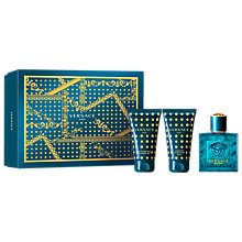 Buy Versace Eros 50ml Eau de Toilette Fragrance Gift Set Online at johnlewis.com