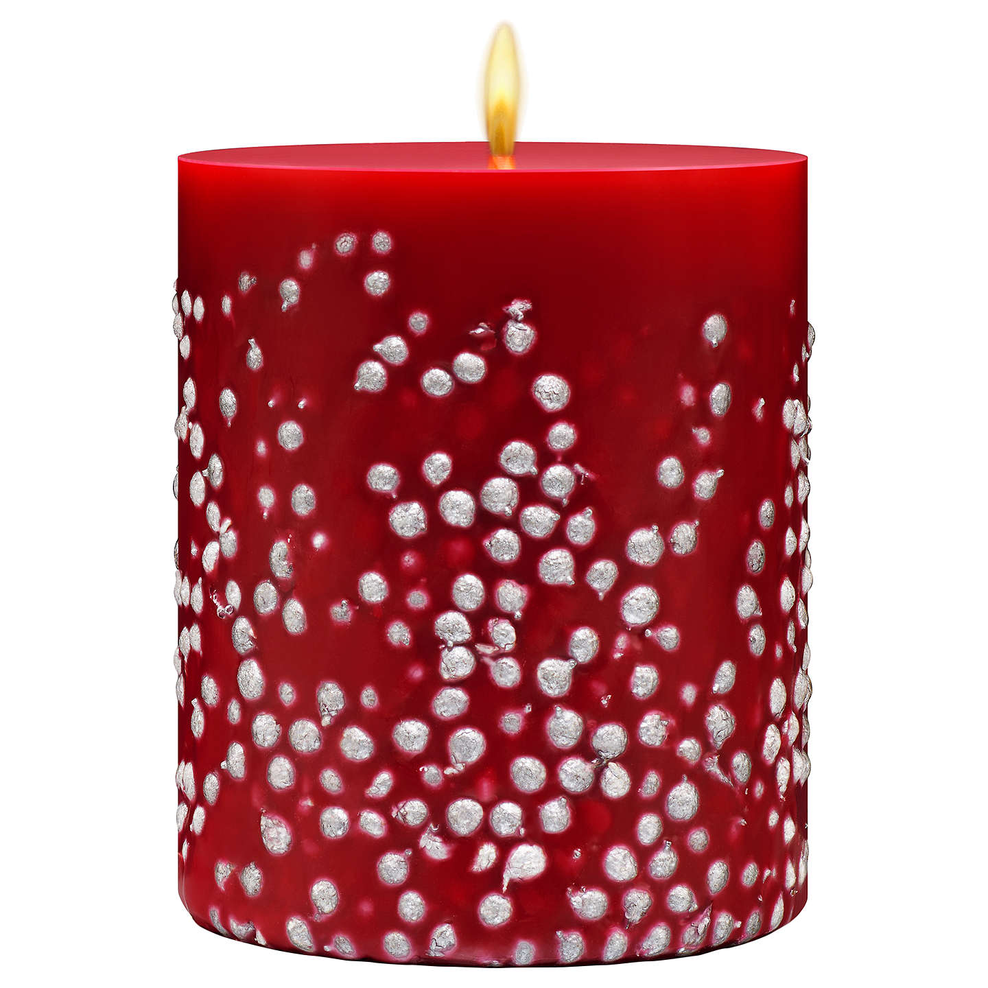 BuyAcqua di Parma Christmas Candle, 900g Online at johnlewis.com