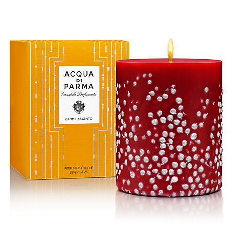 Buy Acqua di Parma Christmas Candle, 900g Online at johnlewis.com