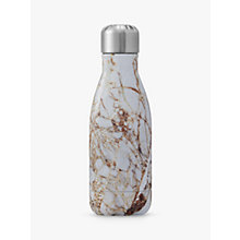 Buy S'well Calacatta Gold Marble Drinking Bottle, 260ml Online at johnlewis.com
