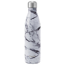 Buy S'well White Marble Drinking Bottle, 750ml Online at johnlewis.com