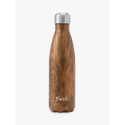S'well Teakwood Drinking Bottle, 500ml