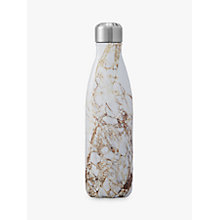 Buy S'well Calacatta Gold Marble Drinking Bottle, 500ml Online at johnlewis.com