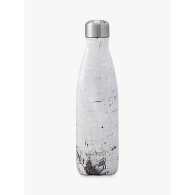 S'well White Birch Marble Drinking Bottle, 500ml