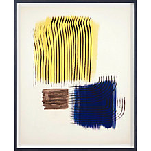 Buy Han Harthung - Mourlot Musee National d'Art Moderne de Paris Framed Print, 77 x 60cm Online at johnlewis.com