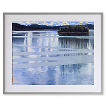 Buy Akseli Gallen-Kallela - Lake Keitele Framed Print, 67 x 82cm Online at johnlewis.com